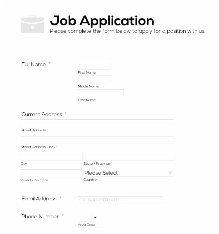 Job-Application-Form404 Job Application Form Template Excel Pdqb on